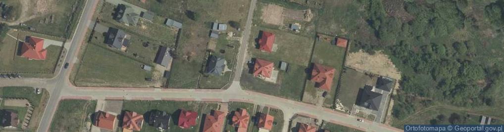 Zdjęcie satelitarne Mazurkiewicza Franciszka ul.
