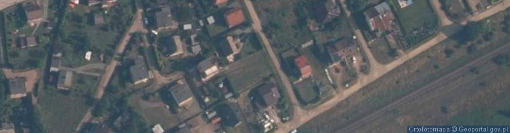Zdjęcie satelitarne Majkowskiego Aleksandra, dr. ul.