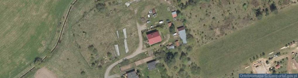 Zdjęcie satelitarne Małeckich Jana i Hieronima ul.