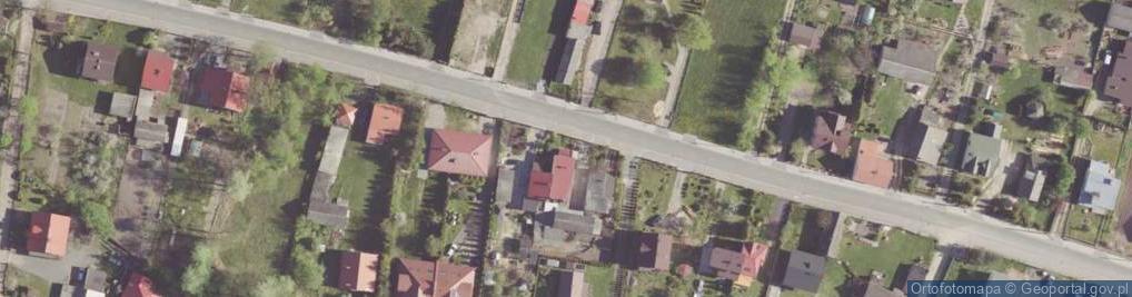 Zdjęcie satelitarne Małcużyńskiego Witolda ul.