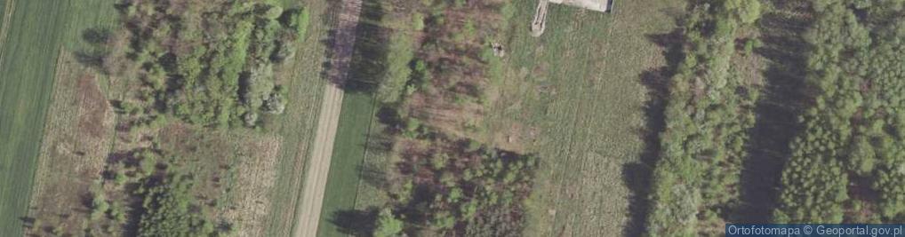 Zdjęcie satelitarne Marglowa ul.