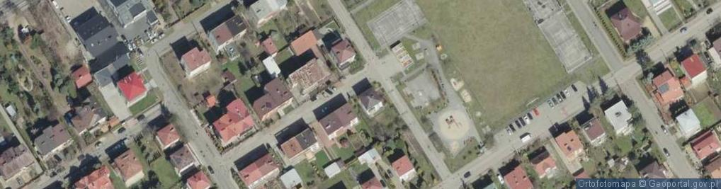 Zdjęcie satelitarne Majchrzyka Wojciecha ul.