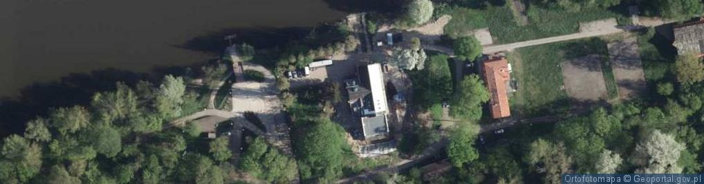 Zdjęcie satelitarne Majdany ul.