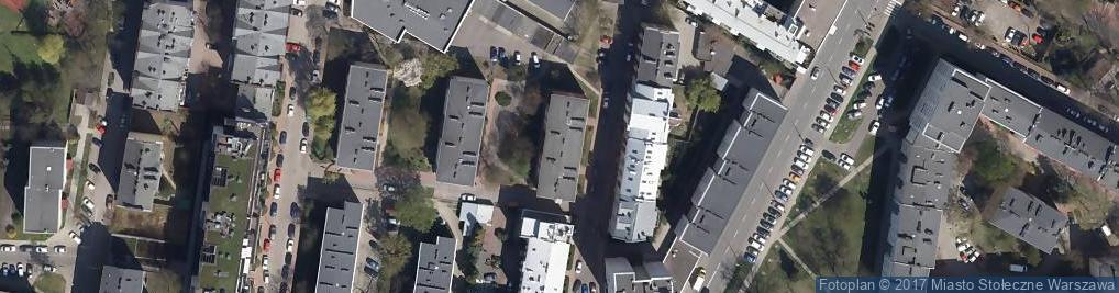 Zdjęcie satelitarne Mątwicka ul.