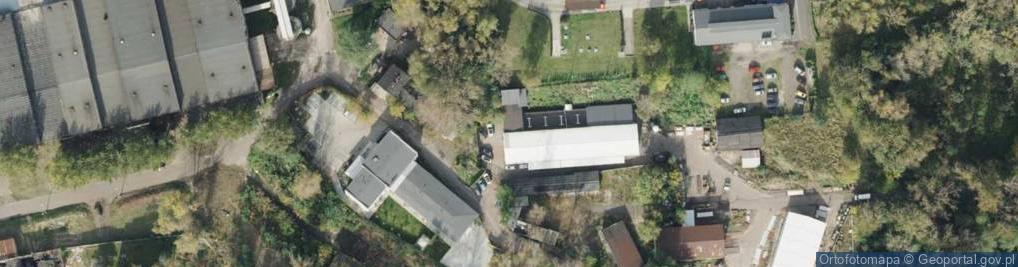Zdjęcie satelitarne Majnusza Pawła ul.