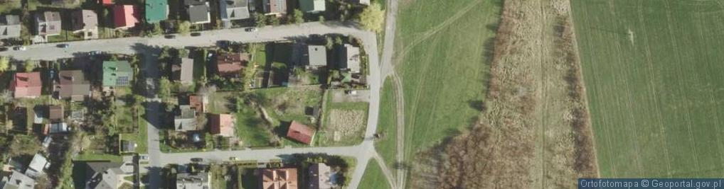 Zdjęcie satelitarne Medyńskiej Jadwigi ul.