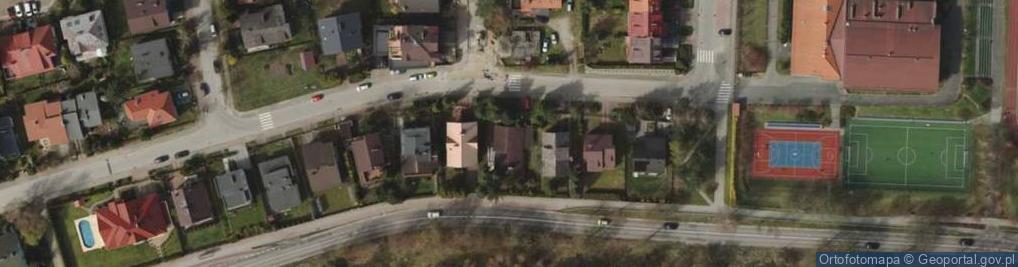 Zdjęcie satelitarne Merkurego ul.