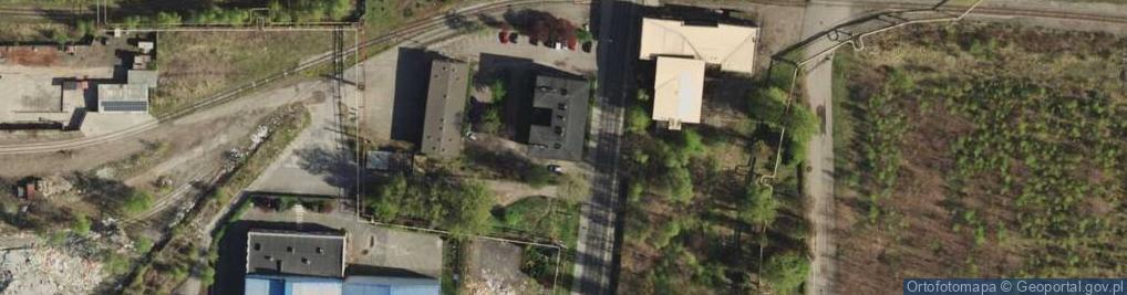Zdjęcie satelitarne Metalowców ul.