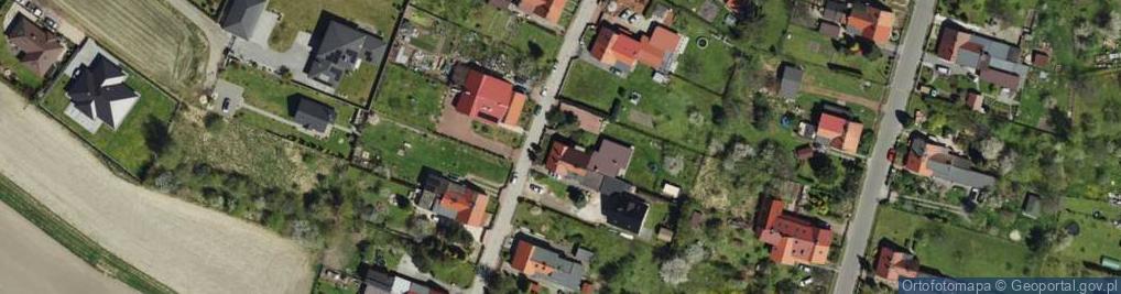 Zdjęcie satelitarne Mieszka I ul.