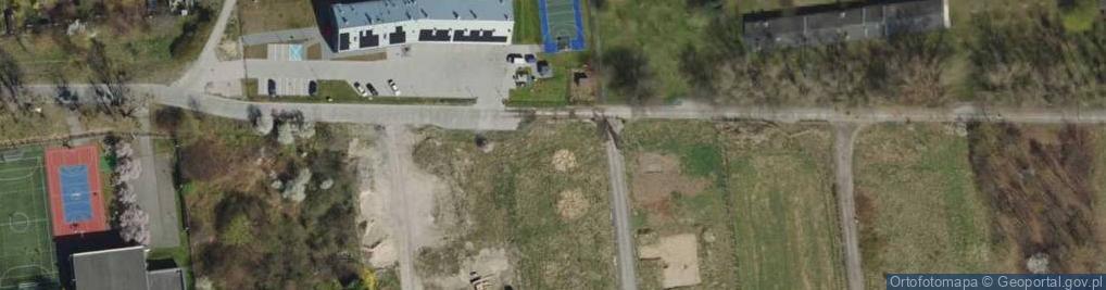 Zdjęcie satelitarne Miegonia Władysława, bł. ks. kmdr. ppor ul.