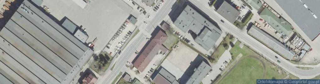 Zdjęcie satelitarne Michalusa Józefa ul.