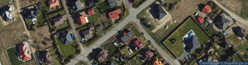 Zdjęcie satelitarne Mieczykowa ul.