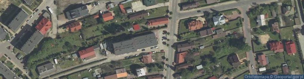 Zdjęcie satelitarne Mickiewicza Adama ul.