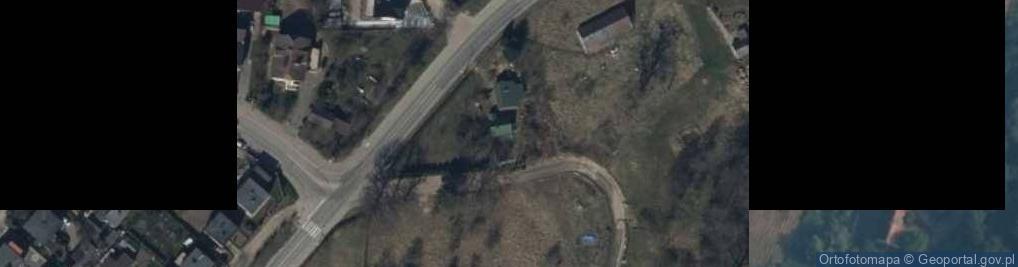 Zdjęcie satelitarne Miotk Pawła ul.