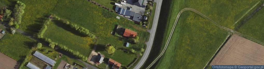 Zdjęcie satelitarne Michale ul.