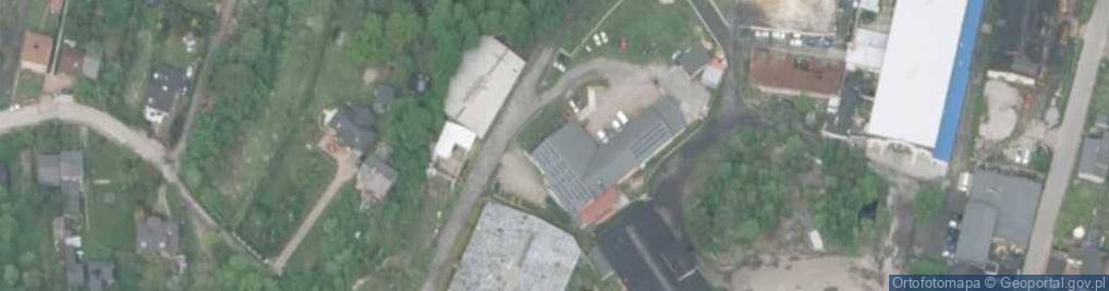 Zdjęcie satelitarne Mierzejewskiego Czesława ul.