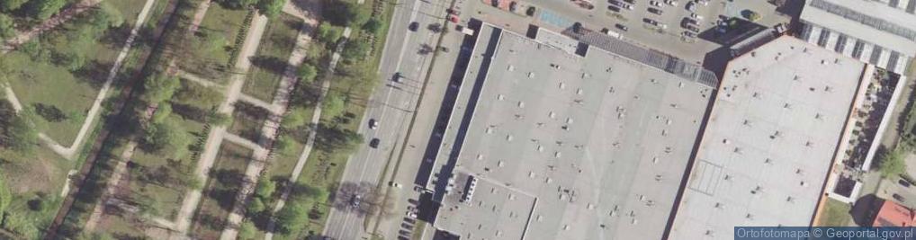 Zdjęcie satelitarne Mireckiego Józefa ul.