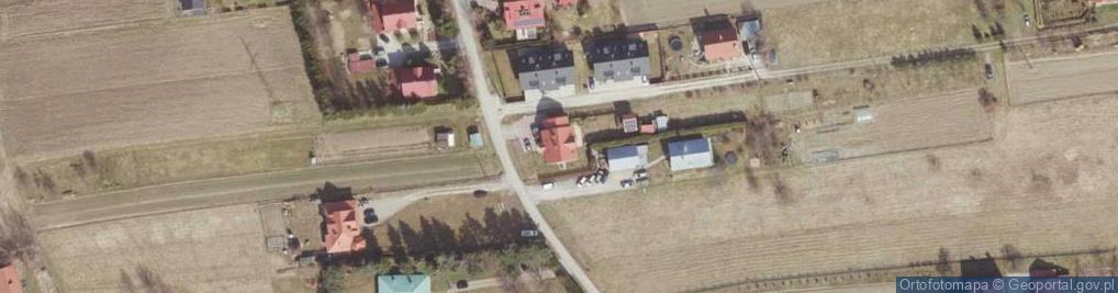 Zdjęcie satelitarne Miłosza Czesława ul.