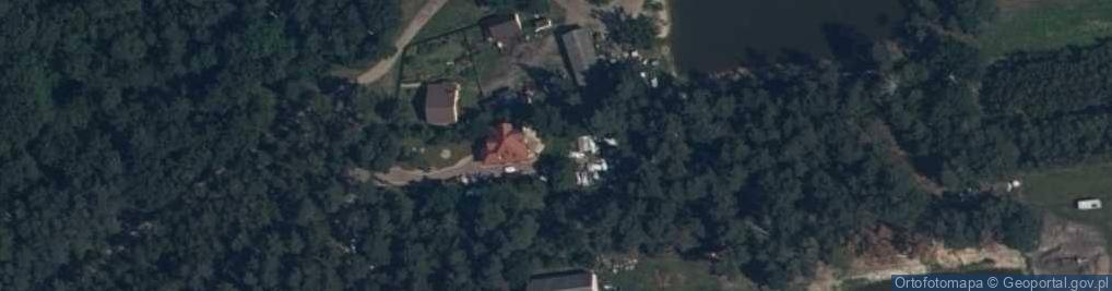 Zdjęcie satelitarne Miedzanka ul.