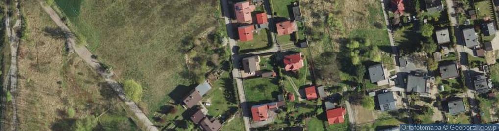 Zdjęcie satelitarne Miki Roberta ul.