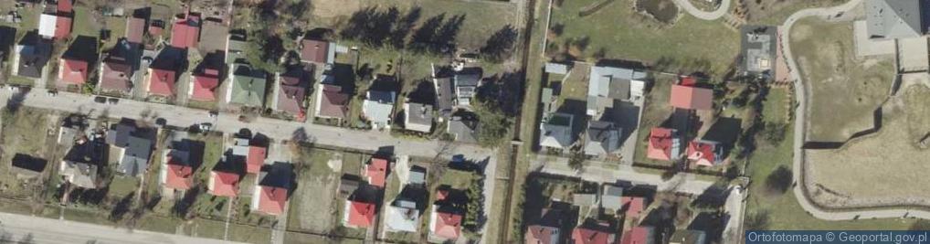 Zdjęcie satelitarne Milera Stefana ul.