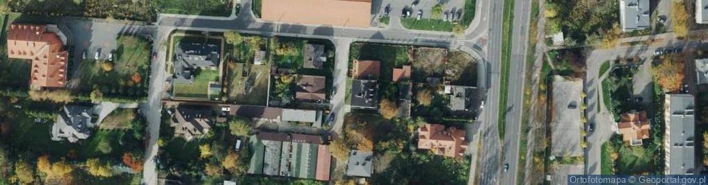 Zdjęcie satelitarne Mozarta Wolfganga Amadeusza ul.
