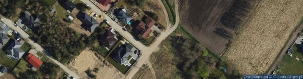 Zdjęcie satelitarne Morelowa ul.