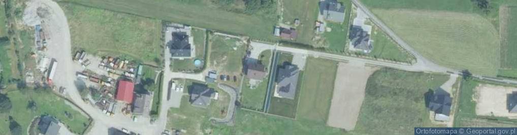 Zdjęcie satelitarne Moczarki ul.