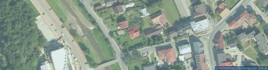 Zdjęcie satelitarne Mordarskiego Mieczysława ul.