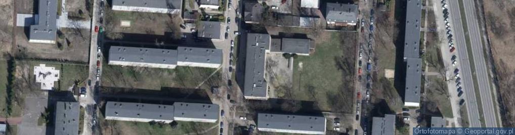 Zdjęcie satelitarne Mostowskiego Tadeusza ul.