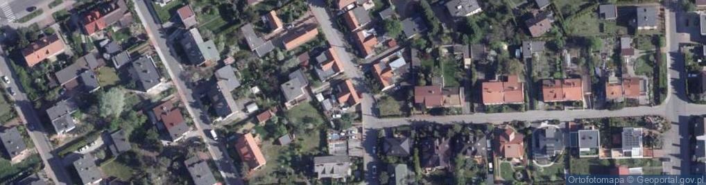 Zdjęcie satelitarne Mohna Jana ul.