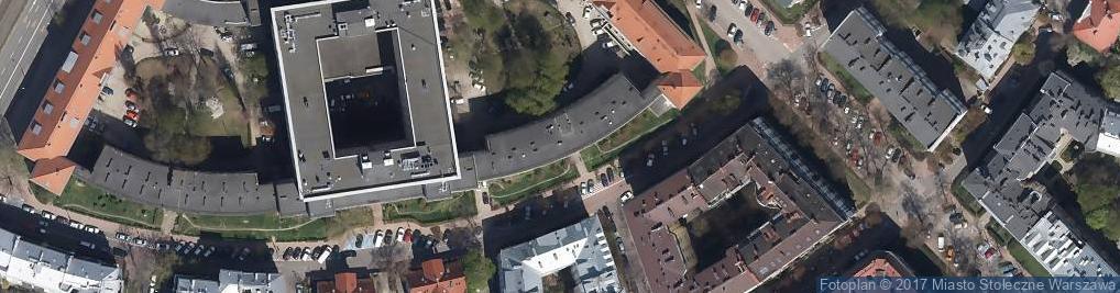 Zdjęcie satelitarne Mochnackiego Maurycego ul.