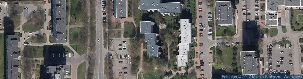 Zdjęcie satelitarne Modzelewskiego Zygmunta ul.