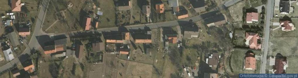 Zdjęcie satelitarne Mrozowska ul.