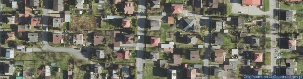 Zdjęcie satelitarne Muzyki Władysława, płk. ul.