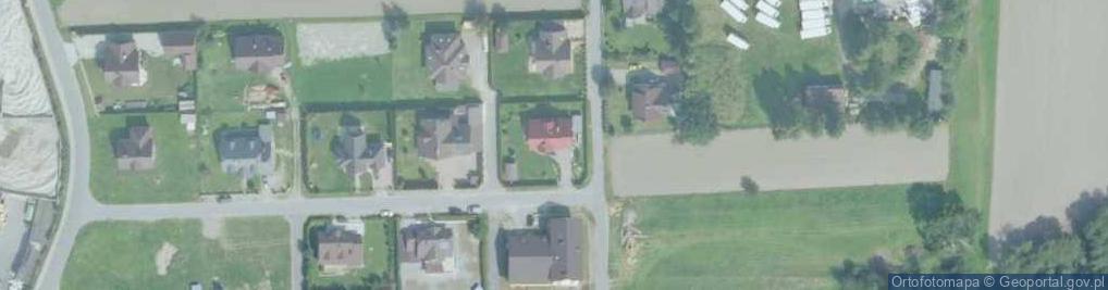 Zdjęcie satelitarne Musiała SJ Stanisława, ks. ul.