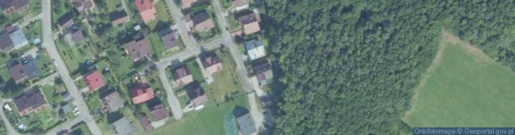 Zdjęcie satelitarne Myconia ul.