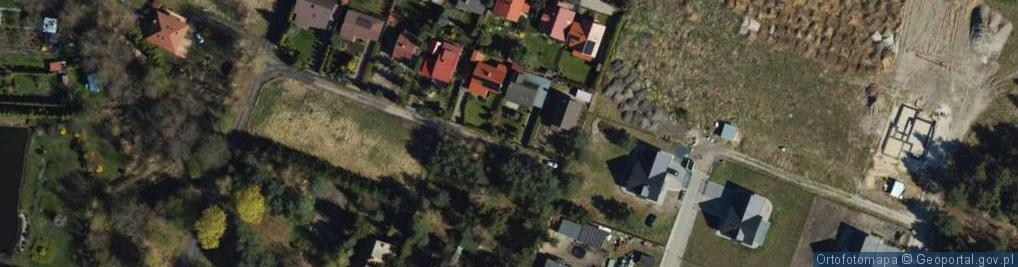 Zdjęcie satelitarne Nacht-Samborskiego Artura ul.