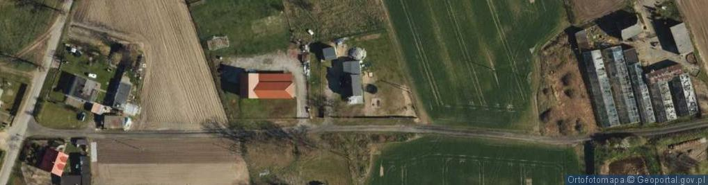 Zdjęcie satelitarne Nasturcjowa ul.