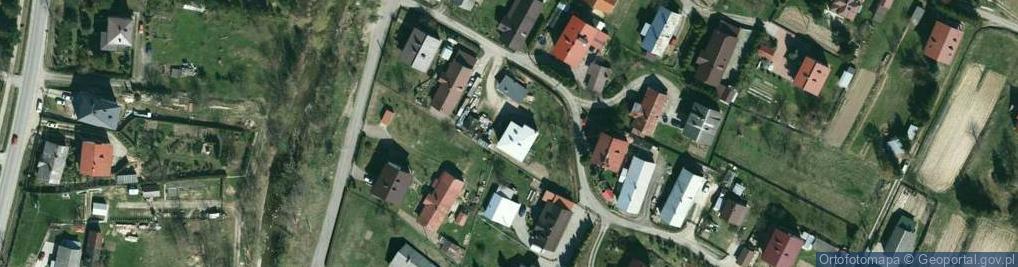 Zdjęcie satelitarne Nadbrzeżna ul.