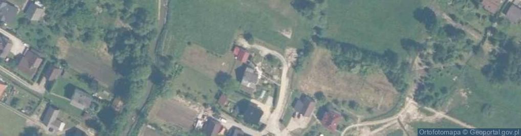 Zdjęcie satelitarne Nawsie ul.