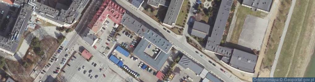 Zdjęcie satelitarne Naruszewicza Adama Stanisława ul.