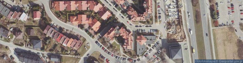 Zdjęcie satelitarne Nazimka Eugeniusza ul.