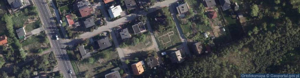 Zdjęcie satelitarne Nasza ul.