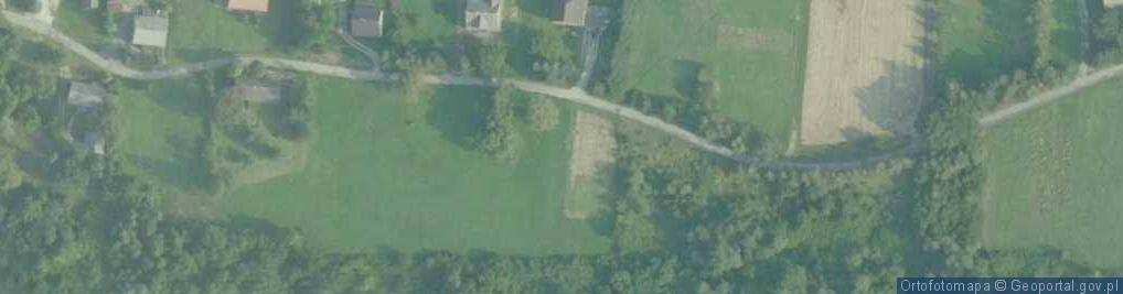 Zdjęcie satelitarne Nad Zalewem ul.