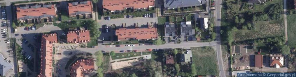 Zdjęcie satelitarne Nenufarów ul.