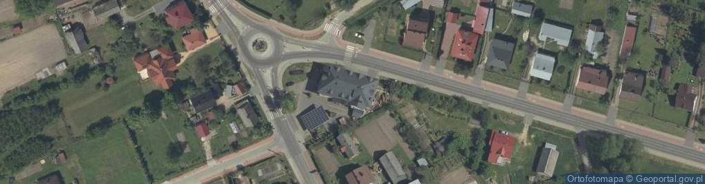 Zdjęcie satelitarne Niemirowska ul.