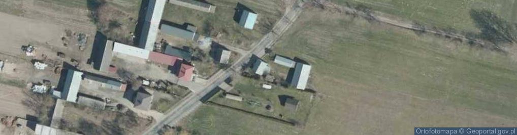 Zdjęcie satelitarne Niwkowo ul.