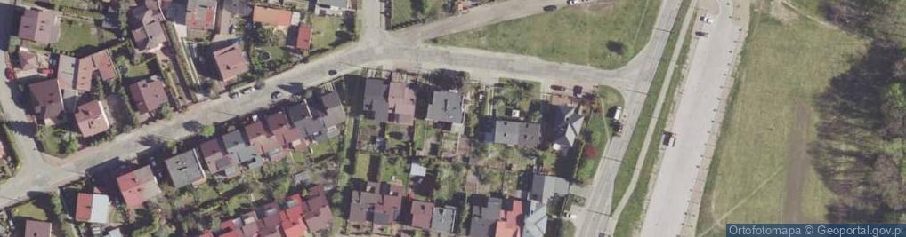 Zdjęcie satelitarne Nizinna ul.