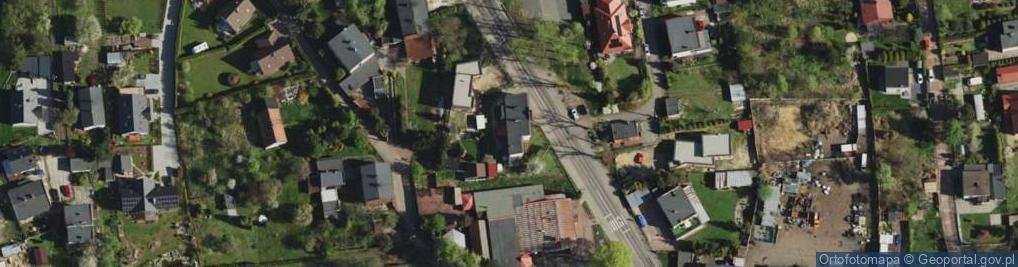 Zdjęcie satelitarne Niedzieli Józefa, ks. ul.